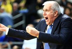 Zeljko Obradovic: Akıllı bir şekilde maçı kazandık