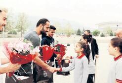 Manisa FK'dan okul ziyareti
