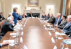 Beyaz Saray'da büyük tartışma