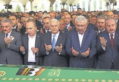MHP'li Yalçın'ın acı günü