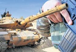 Harekâta yerli silah damgası