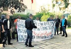 PKK'lılardan Atatürk Evi'nde çirkin eylem