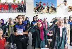 Mehmetçik'e dört bir yandan destek yağıyor