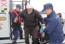 Çanakkalede 49 kaçak göçmen yakalandı