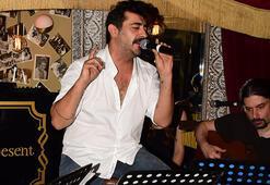 Celil Nalçakan da şarkıcı oldu