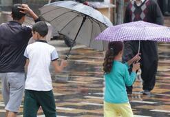 Doğuda 3 ilde sağanak yağış uyarısı