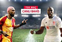 Galatasaray - Sivasspor maçının canlı bahis heyecanı Misli.comda