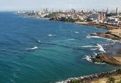 Brezilyadaki petrol sızıntısı Brezilyanın Karayiplerine kadar ulaştı