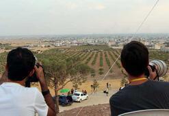 Barış Pınarı Harekatının yürütüldüğü bölgede sessizlik hakim