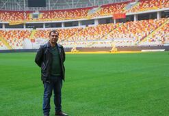 Yeni Malatya Stadyumu'nun zemini bakıma alındı