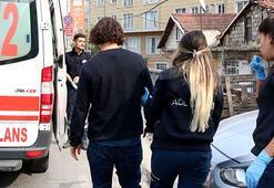 Şişlide lüks rezidansta Faslıların kavgası : 2 yaralı