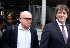 Eski Katalan lider Puigdemont serbest bırakıldı