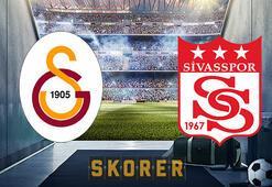 Galatasaray - Demir Grup Sivasspor maçı saat kaçta hangi kanalda