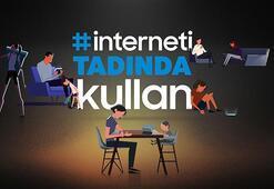 'İnterneti Tadında Kullan'