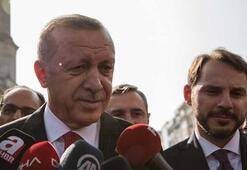 Cumhurbaşkanı Erdoğandan anlaşma sonrası ilk açıklama...