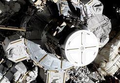 NASAdaki kadın astronotlardan bir ilk