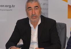 Samet Aybaba: Hemen maç kazanmak istiyoruz