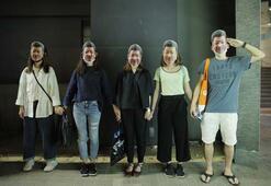 Vatandaşlar yüzünü, Carrie Lam kalbini örtüyor
