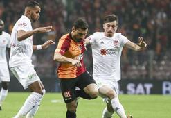 Galatasaray - Sivasspor: 3-2
