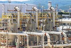 TürkAkım'da gaz dolumu