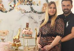 Sezin Erbilden kızına yalıda baby shower