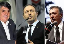 Beşiktaşta seçim heyecanı