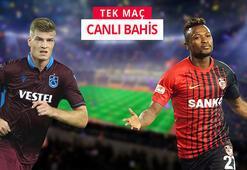 Trabzonspor, Gaziantep FKyı ağırlıyor Canlı bahis ile Misli.comda...