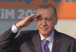 Cumhurbaşkanı Erdoğandan, Barış Pınarı Harekatındaki Mehmetçiklere asker selamı
