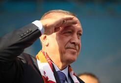 Cumhurbaşkanı Erdoğan: Olmazsa teröristlerin başlarını ezeriz
