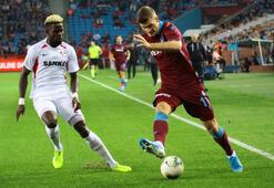 Trabzonspor - Gaziantep FK: 4-1