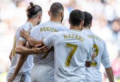 Real Madrid, liderliği Barcelonaya bıraktı