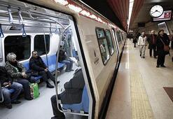 İstanbulda metro hatlarında arıza