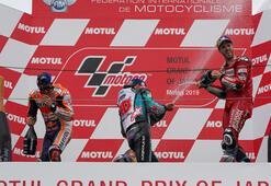 Marquez Japonyada da kazandı