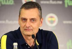 Zoran Terzic, gözünü kupalara dikti