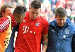 Bayern Münihte Süle şoku Ameliyat edilecek...
