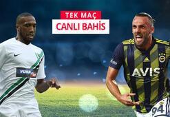 Fenerbahçe, Denizlispor deplasmanında Hem tek maç hem canlı bahisle Misli.comda...