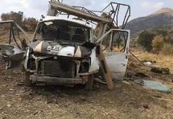 PKKlı teröristler, orman işçilerine saldırdı Yaralılar var