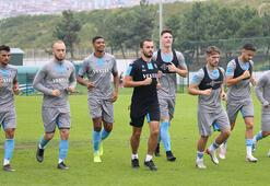 Trabzonspor, Krasnodar hazırlıkları başladı