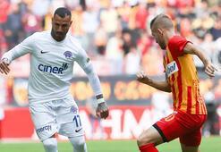 İstikbal Mobilya Kayserispor-Kasımpaşa: 1-1