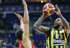 Fenerbahçe Beko-Bahçeşehir Koleji: 74-60