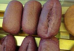 Türkiyede ilk kez üretildi Mor ekmek...