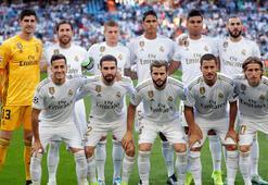 Real Madridin Galatasaray kadrosu belli oldu