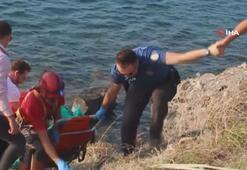 Balıkçılar sahilde erkek cesedi buldu
