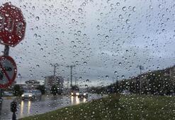 Meteorolojiden kuvvetli yağış uyarısı 21 Ekim Pazartesi hava durumu