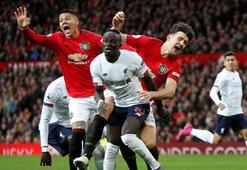 Manchester United, Liverpoolun serisine son verdi