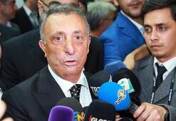 Beşiktaşın 34. başkanı Ahmet Nur Çebi oldu