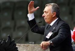 Beşiktaş Başkanı Ahmet Nur Çebiden ilk açıklama