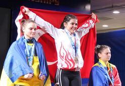 Ayşegül Çakından Avrupa şampiyonluğu