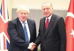 Boris Johnson ile telefonda görüştü