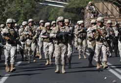 Ülke yanıyor ordu sokağa indi Ölü sayısı artıyor...
